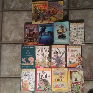 14 kids tween literature books